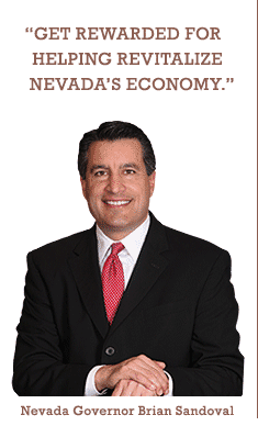 Nevada Governor Brian Sandoval
